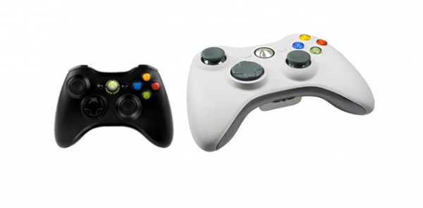 Геймпад Xbox 360 Wireless Controller для игры в танки онлайн